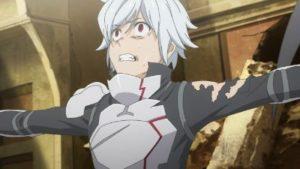 「ダンまちⅢ」第7話の画像